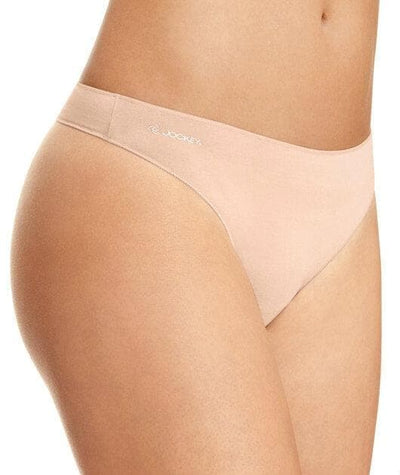 Jockey No Panty Line Promise Bamboo Naturals G-String - Dusk Knickers