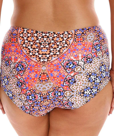 Capriosca High Waisted Pant - Mosaic Swim