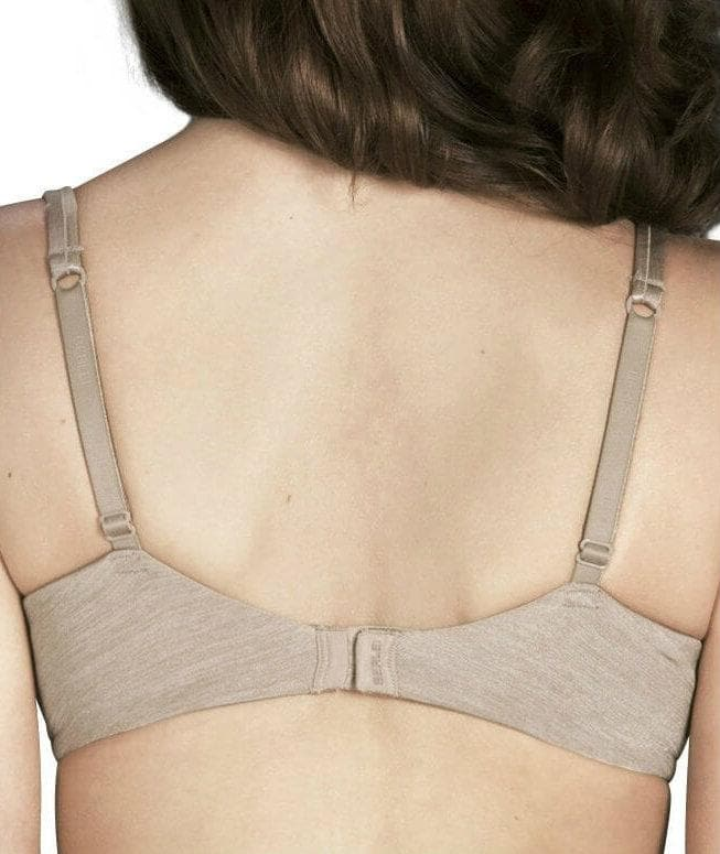 Berlei Barely There Contour Bra - Cafe Mocha - Front