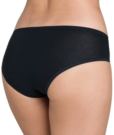 Triumph Sloggi EverNew Hipster - Black Knickers