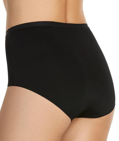Berlei Nothing Micro Full Brief - Black Knickers