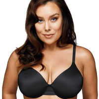 Playtex Smoothing and Concealing Underwire Bra - Black
