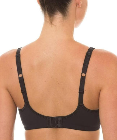 Triumph Daily Active Underwire Bra - Black - Back