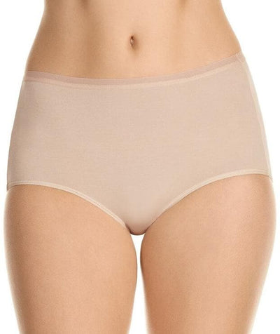 Berlei Nothing Naturals Full Brief - Soft Powder Knickers 10