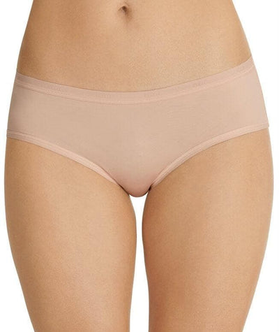 Berlei Basic Micro Midi Brief - Blush - Front
