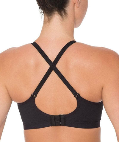 Triumph Mamabel Active Maternity & Nursing Sports Bra - Black Bras
