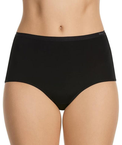 Berlei Nothing Micro Full Brief - Black Knickers 10