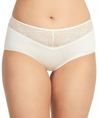 Berlei Luxury Lace Full Brief - Ivory - Front