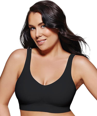 Playtex Play Comfort Revolution Wire-Free Bra - Black Bras