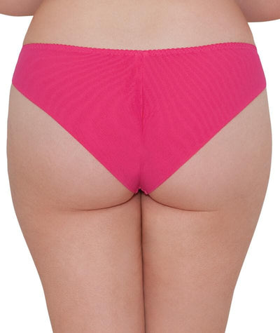 Curvy Kate Cabaret Brief - Dragonfruit Knickers