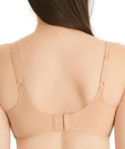 "Playtex Ultralite Embroidered Frame - Nude ""Back"""