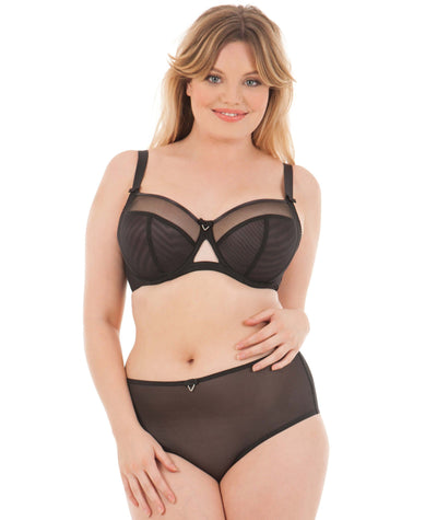 Curvy Kate Victory Short - Black Knickers