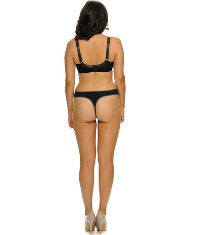 Curvy Kate Daily Boost G-String - Black Knickers