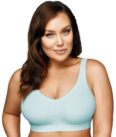 Playtex Play Comfort Revolution Wire-Free Bra - Bashful Blue