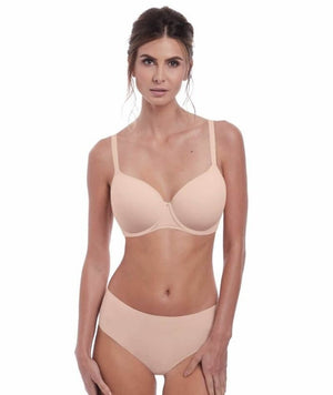 Fantasie Aura Underwire Moulded T-Shirt Bra - Natural Beige Bras