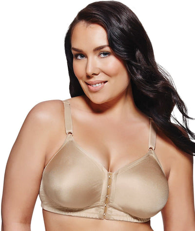 Playtex Sensationally Sleek Front Close Wire-Free Bra Bras 20C