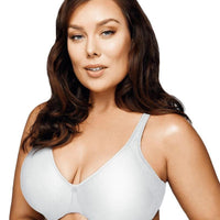 Playtex Side Support and Smoothing Minimiser Bra - White