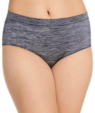 Berlei Barely There Strata Full Brief - Navy - Front