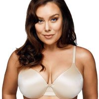 Playtex Smoothing and Concealing Underwire Bra - Soft Taupe