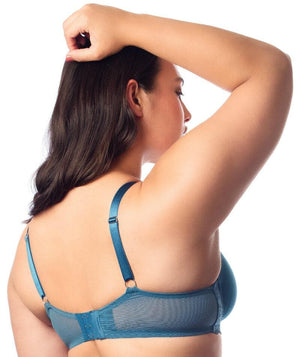 Hotmilk Obsession Maternity & Nursing Bra - Aquamarine Bras