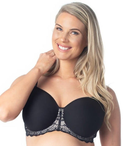 Hotmilk Obsession Maternity & Nursing Bra - Black Bras 16J