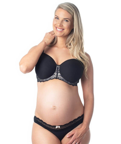 Hotmilk Obsession Maternity & Nursing Bra - Black Bras