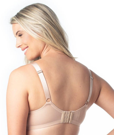 Hotmilk Obsession Maternity & Nursing Bra - Nude Bras