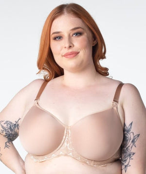 Hotmilk Obsession Maternity & Nursing Bra - Nude Bras 10F