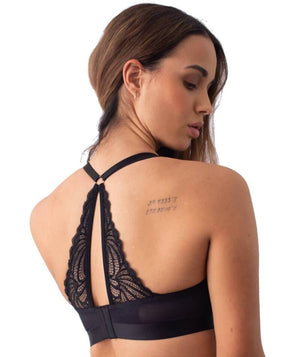 hotmilk Project Me Warrior Balconette Bra - Black Bras