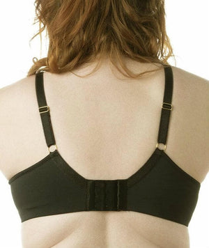 Lady Emprezz Rizzo Padded Shaping Bra - Black/Nude Bras 18A