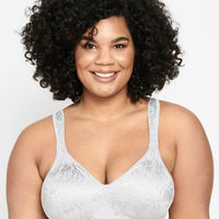 Playtex 18 Hour Ultimate Lift & Support Wire-Free Bra - Crystal Grey
