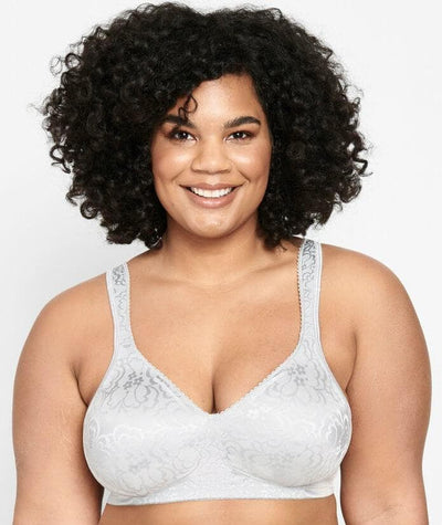Playtex 18 Hour Ultimate Lift & Support Wire-Free Bra - Crystal Grey Bras