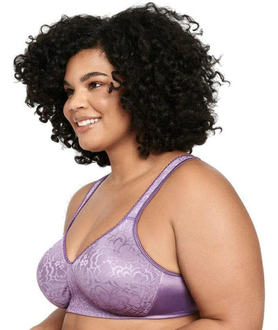 Playtex 18 Hour Ultimate Lift & Support Wire-Free Bra - Plum Bras
