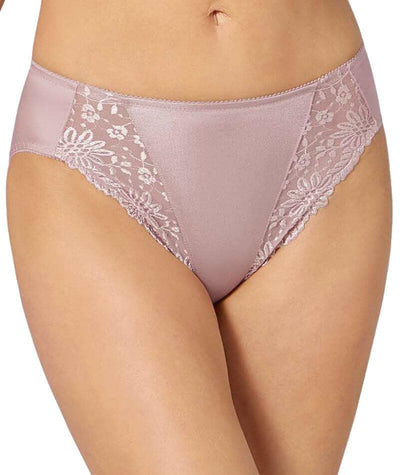 Triumph Ladyform Soft Tai Brief - Mauve Rose Knickers