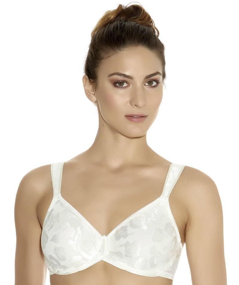 c2028b32906ec Wacoal Awareness Seamless Underwire Bra - Ivory - Curvy