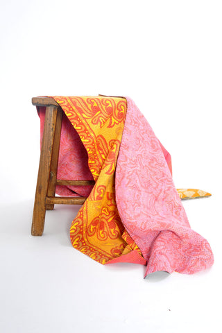 Mimo Hand Made Indian Throw