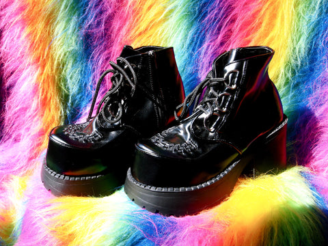 Creeper Boots SOLD