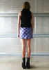 Cluefull Tartan Mini Skirt SOLD OUT