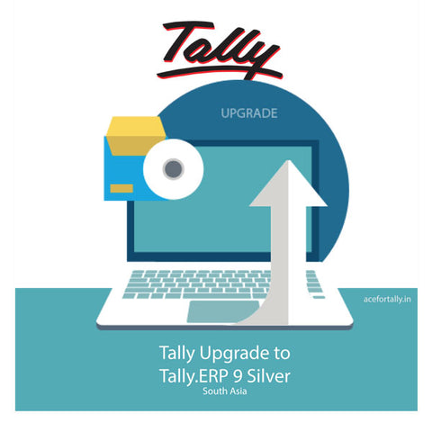 TALLY UPGRADATION