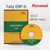 Tally Renewal - Multi User