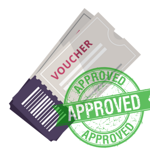 Voucher Approval Control