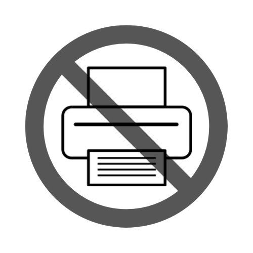 Stop Printing of Optional Voucher