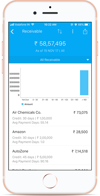Tally on Mobile - BizAnalyst (12 Months subscription)