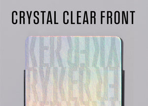 Ryker - Matte Card Sleeves Close Up Won't Dull Foils