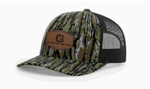 GunnarMade Camo Richardson Trucker Hat