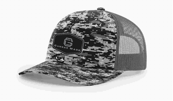 GunnarMade White Camo Richardson Hat
