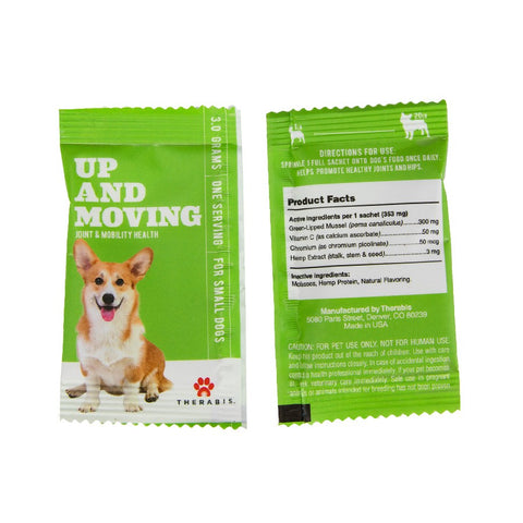 Up & Moving Dog Chews