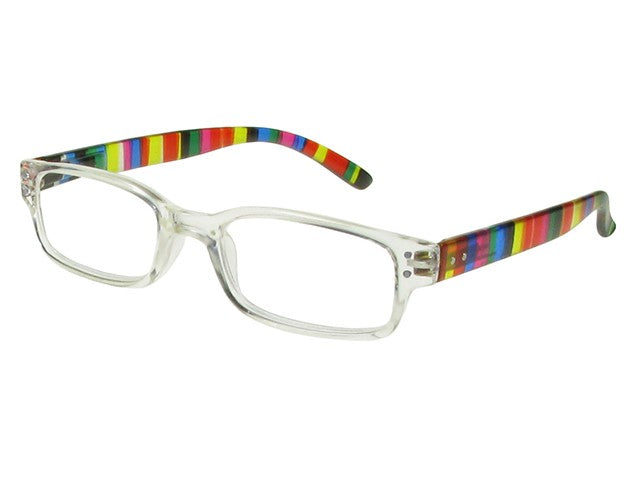 Goodlookers 'Newport Stripe' Reading Glasses