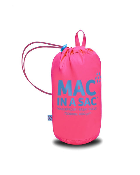 Mac In A Sac - Neon Pink