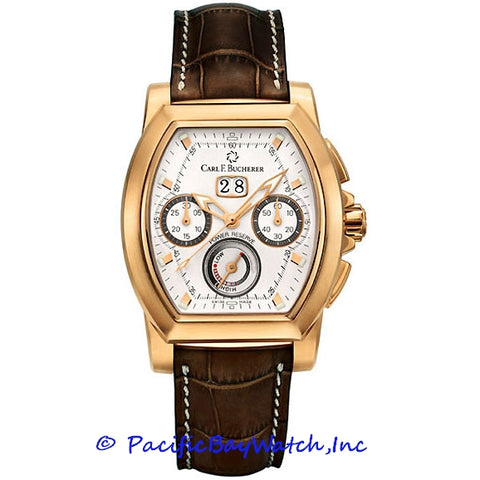 Carl F. Bucherer Patravi T-Graph Men's 00.10615.03.13.01